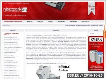 Zrzut strony Oferujemy urządzenia oraz artykuły biurowe
