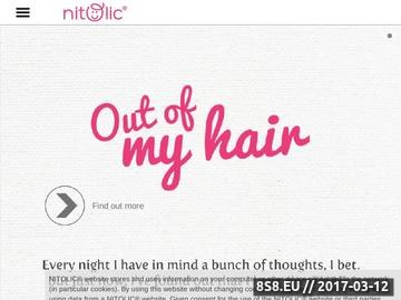 Zrzut strony Nitolic - Wszawica leczenie