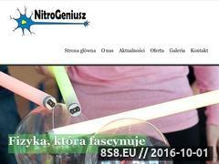 Miniaturka domeny nitrogeniusz.pl
