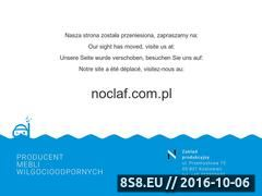 Miniaturka domeny www.noclaf.pl