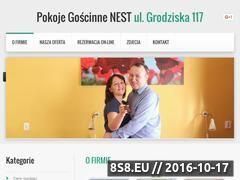 Miniaturka domeny www.nocleg-poznan.pl