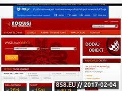 Miniaturka domeny www.noclegi-bialkatatrzanska.c0.pl