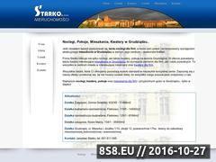 Miniaturka domeny www.noclegi-grudziadz.pl
