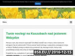 Miniaturka domeny noclegi-kaszuby.pl