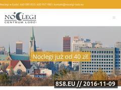 Miniaturka domeny noclegi-lodz.eu