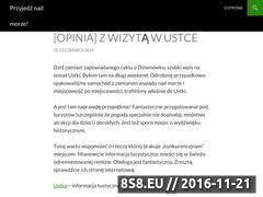 Miniaturka domeny noclegi-nad-morzem.org.pl