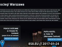 Miniaturka domeny www.noclegiwarszawa.com.pl