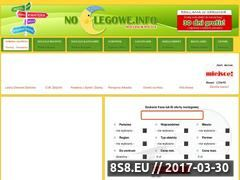 Miniaturka domeny www.noclegowe.info