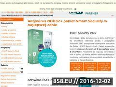 Miniaturka domeny nod32-sklep.pl