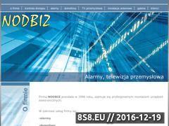 Miniaturka domeny www.nodbiz.com.pl