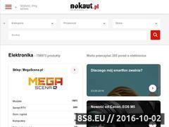 Miniaturka domeny nokaut.pl