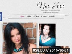 Miniaturka domeny www.norart.pl