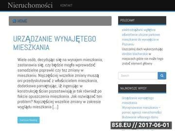 Zrzut strony Apartamenty Czechów