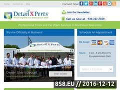 Thumbnail of Best Detailing Services in Northeast Wisconsin Website