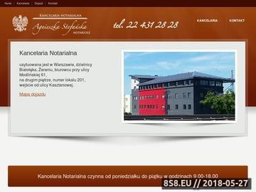 Zrzut strony A. Stefańska - umowy