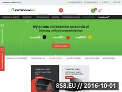 Miniaturka domeny notebooki.pl