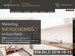 Miniaturka domeny www.novahouse.pl