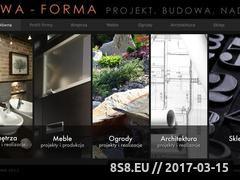Miniaturka domeny www.nowa-forma.com.pl