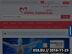 Miniaturka domeny www.nowafarmacja.pl