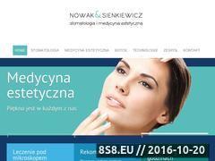 Miniaturka domeny nowaksienkiewicz.pl