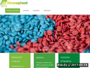 Zrzut strony NOWAPLAST - produkcja rekamówek