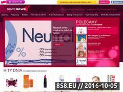 Miniaturka domeny www.nowenowe.pl