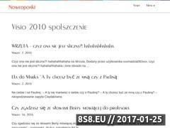 Miniaturka domeny noweoponki.pl