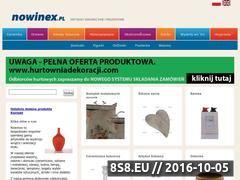 Miniaturka domeny www.nowinex.pl
