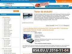 Miniaturka domeny nowytoner.pl