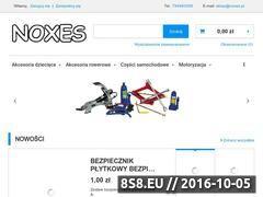 Miniaturka domeny noxes.pl