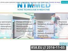 Miniaturka domeny www.ntmmed.pl
