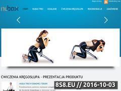 Miniaturka domeny www.nubax.pl