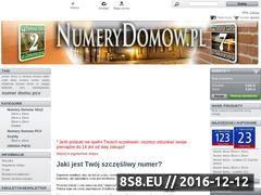 Miniaturka domeny numerydomow.pl