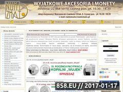 Miniaturka domeny www.numizmato.pl
