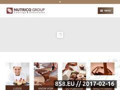 Miniaturka domeny www.nutrico.pl