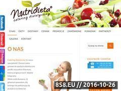 Miniaturka domeny www.nutridieta.pl