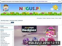 Miniaturka domeny www.nygus.pl