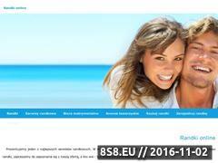 Miniaturka domeny www.o-randki.pl