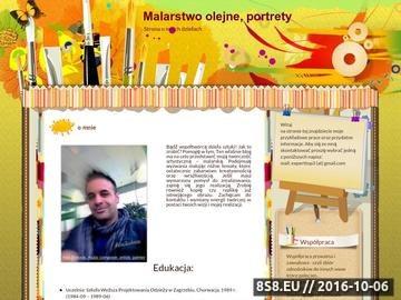 Zrzut strony Malarstwo, obrazy oraz wnętrza
