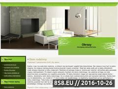 Miniaturka domeny www.obrazy-olejne24.pl