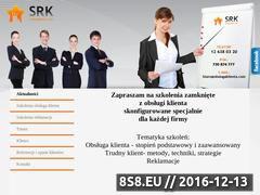 Miniaturka Obsługa klienta - szkolenia, konsultacje, doradztwo (www.obslugaklienta.com)