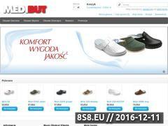 Miniaturka domeny www.obuwie-medyczne.pl