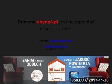 Zrzut strony ObyNa3.pl   Materiały dla studentów   Notatki   Wykłady