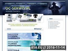 Miniaturka domeny oc-serwis.pl