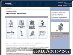 Miniaturka domeny oceanmachines.com.pl