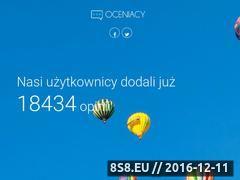Miniaturka domeny www.oceniacy.pl