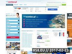Miniaturka domeny www.oceniacz.pl