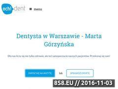 Miniaturka domeny och-dent.pl