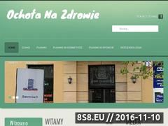 Miniaturka domeny www.ochotanazdrowie.pl