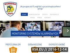 Miniaturka domeny www.ochrona-borpol.pl